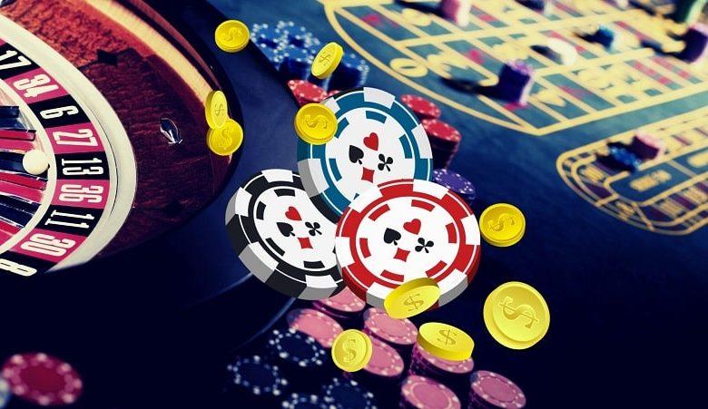 Marketing online casino