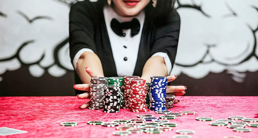 Dealers are Changing Casino Gambling